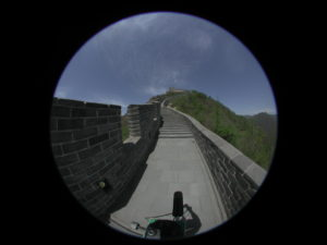 Great Wall of China 2001